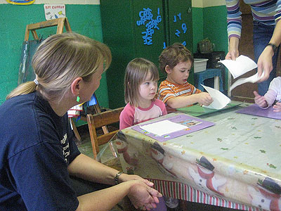 Preschool Teaching