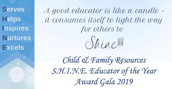 CFR S.H.I.N.E. Event 2019